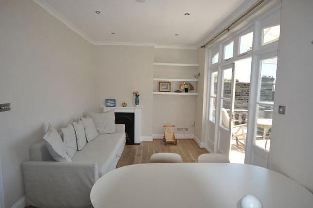 Thumbnail Flat to rent in Ashley Road, London