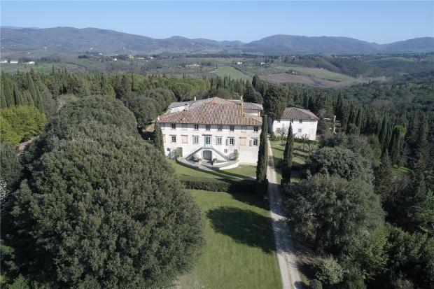 Picture No. 26 of Villa Il Moro, Impruneta, Tuscany, Italy