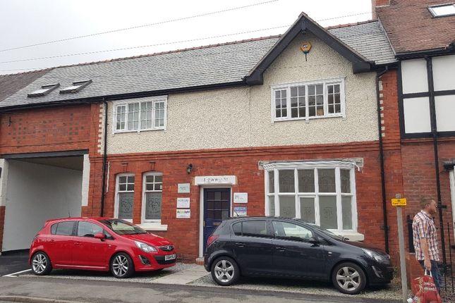 Thumbnail Office to let in Grosvenor Street, Mold