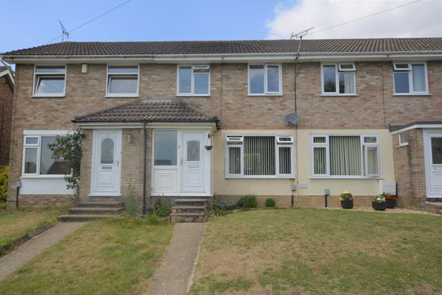 Thumbnail Terraced house to rent in Foxglove Green, Willesborough, Ashford, Kent