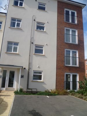 Thumbnail Flat to rent in Fiennes House, Thursby Walk, Pinhoe, Exeter