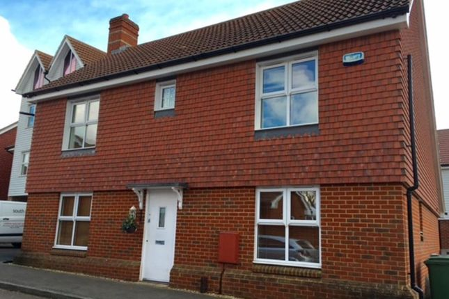 Thumbnail Detached house to rent in Tilling Close, Maidstone, Kent