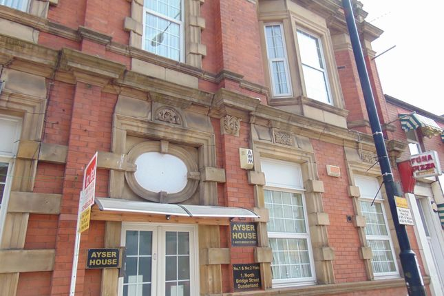 1 bed flat to rent in North Bridge Street, Sunderland SR5