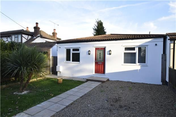 Thumbnail Detached bungalow to rent in Hazelwood Road, Cudham, Sevenoaks