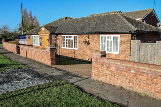 3 bed bungalow for sale in Manor Road, Cheddington, Leighton Buzzard