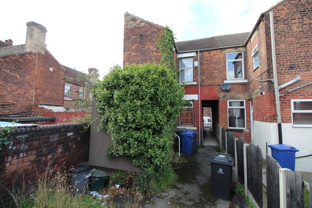Rear Of Property of Highwoods Road, Mexborough, Doncaster S64