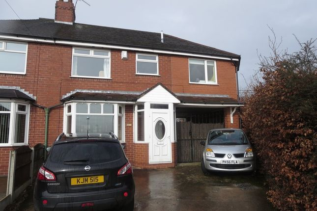 Thumbnail Semi-detached house for sale in Cedar Grove, Blurton, Stoke On Trent