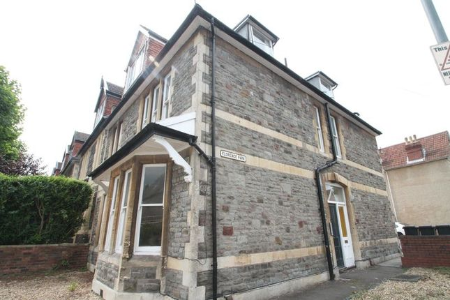 Thumbnail Flat to rent in Coldharbour Road, Redland, Bristol