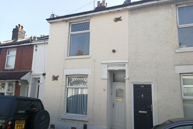 Thumbnail Semi-detached house to rent in Emsworth Road, North End