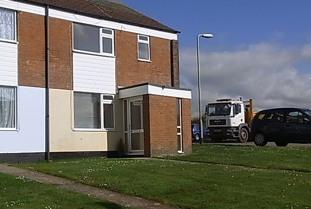 Thumbnail End terrace house to rent in Churchill Road, Bideford