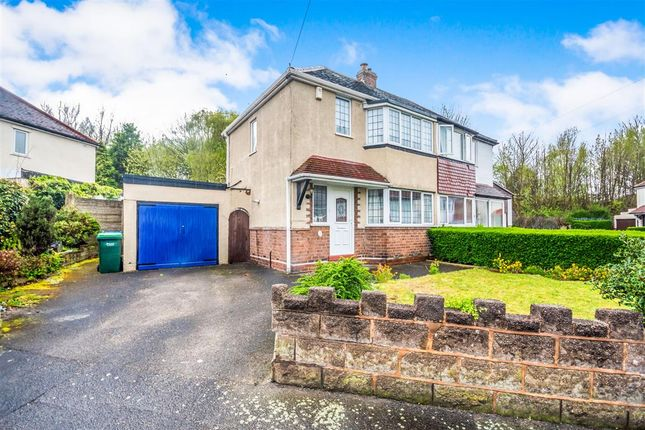 2 bed semi-detached house for sale in Darby Road, Wednesbury