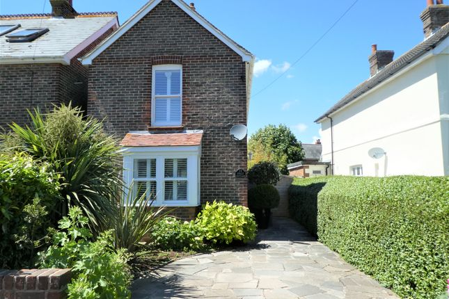 Thumbnail Detached house for sale in Brooks Lane, Bosham, Chichester