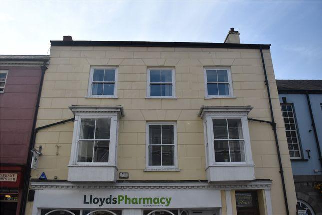 Thumbnail Flat for sale in Main Street, Pembroke, Pembrokeshire