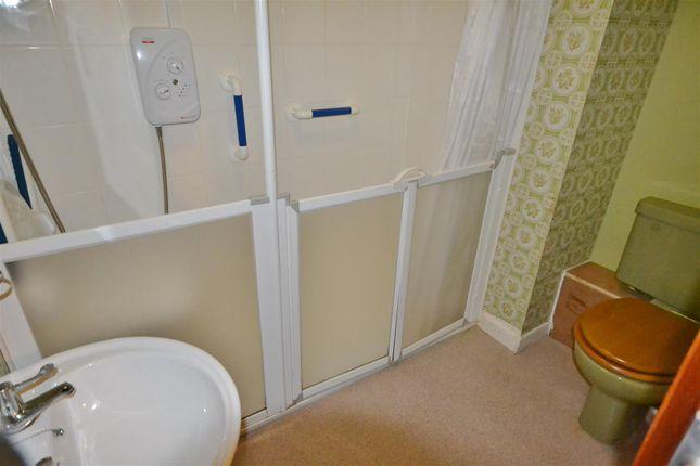 Shower Room of Priory Street, Carmarthen SA31
