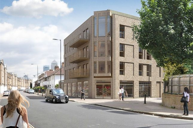 Thumbnail Flat for sale in Compass Apartments, Rotherhithe Street, London