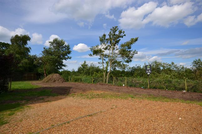 Thumbnail Land for sale in Philip Rudd Court, Pott Row, King's Lynn