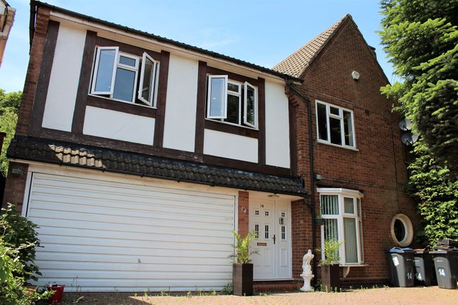 Thumbnail Detached house for sale in The Slieve, Birmingham