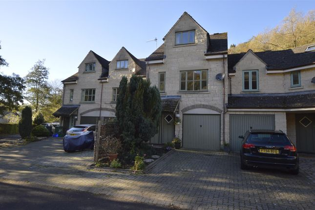 Thumbnail End terrace house for sale in Belvedere Mews, Chalford, Gloucestershire
