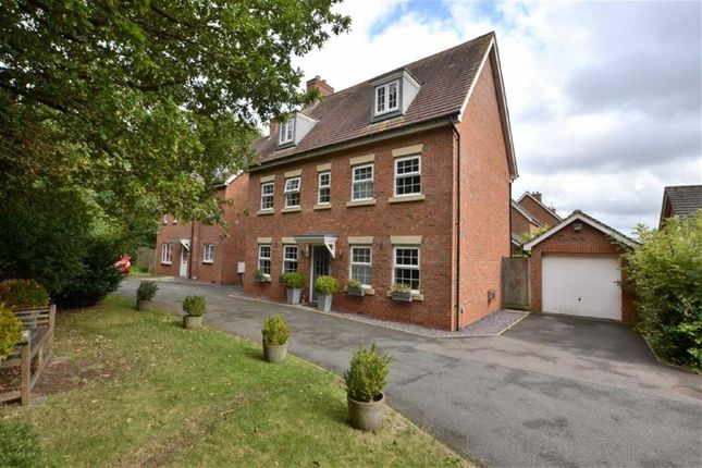 Thumbnail Detached house for sale in Benbroke Place, Stevenage, Herts