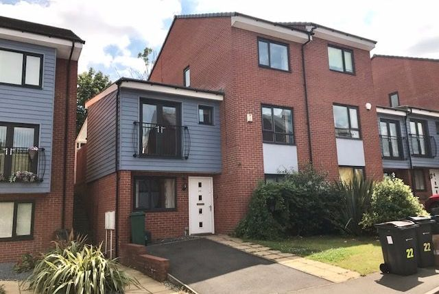 Thumbnail Semi-detached house to rent in Whitlock Grove, Birmingham