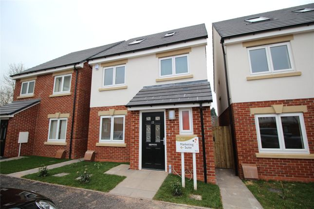 Thumbnail Detached house for sale in Gatis Street, Wolverhampton, West Midlands