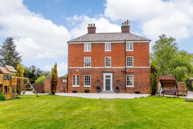 Thumbnail Detached house for sale in Wilnecote Hall, Watling Street, Tamworth