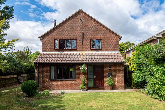 Thumbnail Detached house for sale in Vicarage Lane, Bempton, Bridlington, East Yorkshire