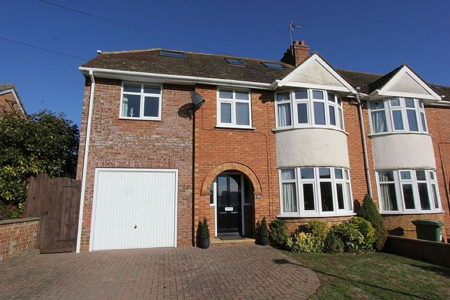 Thumbnail Semi-detached house for sale in Spring Lane, Olney, Buckinghamshire