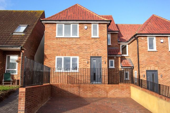 Thumbnail Semi-detached house for sale in Kingsley Drive, Marlow Bottom, Buckinghamshire