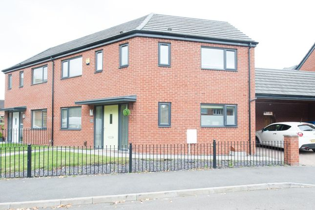 Thumbnail Semi-detached house for sale in Chase Grove, Erdington, Birmingham