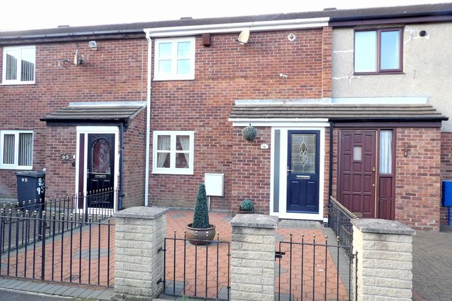 Thumbnail Terraced house for sale in Waverdale Way, South Shields