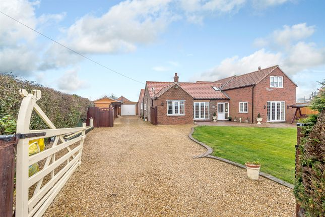 Thumbnail Detached house for sale in School Road, Heacham, King's Lynn