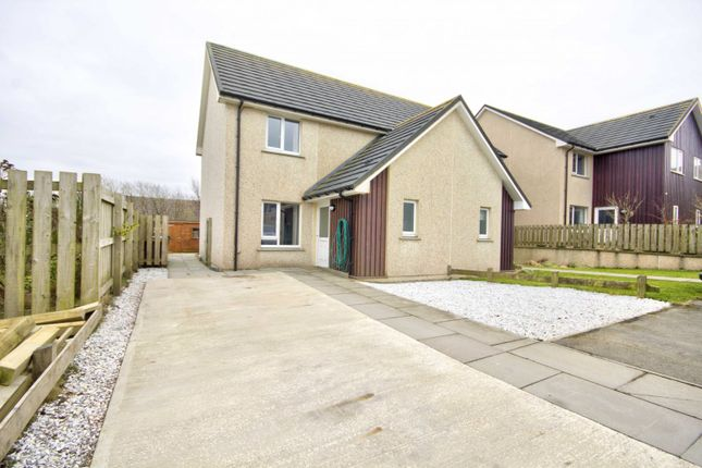 2 bed semi-detached house for sale in 1 Buckle'S Road, Finstown, Orkney KW17