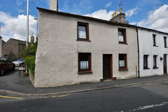 Thumbnail End terrace house for sale in 1 Hartley Road, Kirkby Stephen, Cumbria