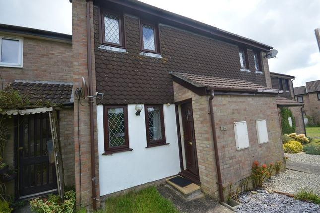 Thumbnail Terraced house to rent in Trencreek Close, St. Erme, Truro