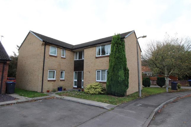 Thumbnail Flat for sale in Colborne Close, Chippenham
