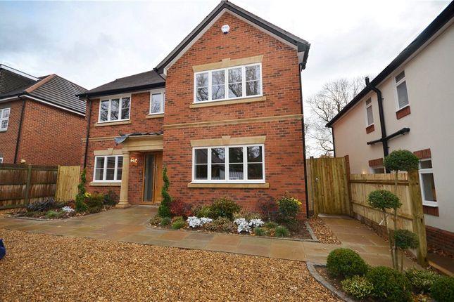 Thumbnail Detached house for sale in Woodview, Crowpiece Lane, Farnham Royal, Slough