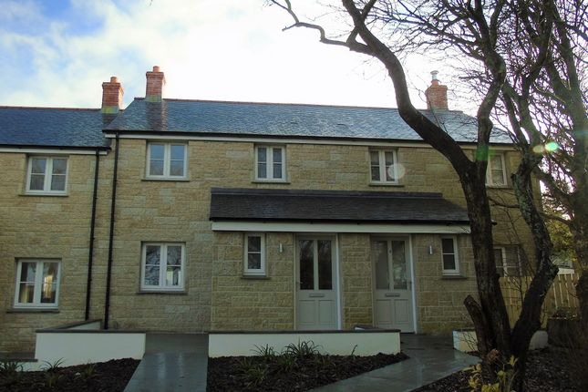 Thumbnail Terraced house for sale in Boscaswell Gardens, Leat Road, Pendeen, Cornwall.