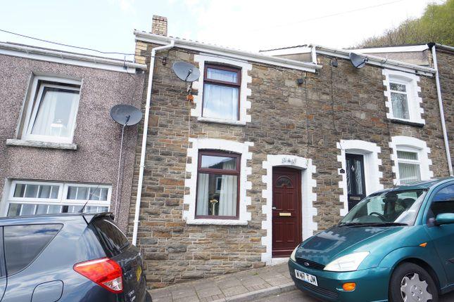 Thumbnail Terraced house for sale in Wood Street, Cwmcarn, Newport