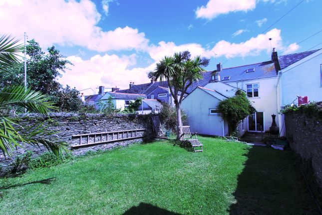 Thumbnail Terraced house for sale in Wellington Street, Torpoint, Cornwall