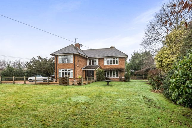 Thumbnail Detached house for sale in Levedale Road, Penkridge, Stafford