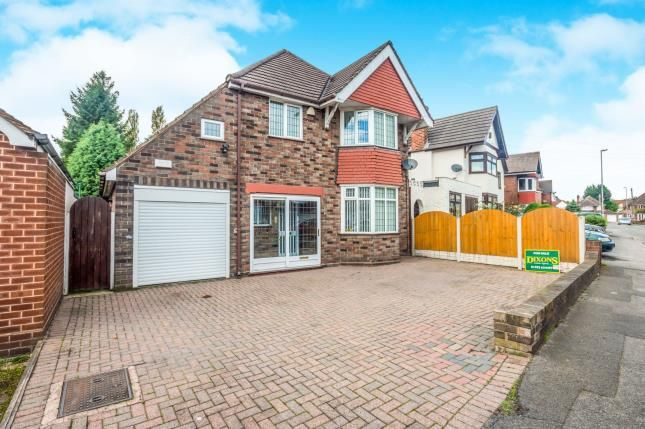 Thumbnail Detached house for sale in Bescot Drive, Walsall, West Midlands