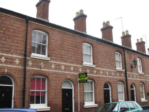 Thumbnail Terraced house to rent in Albion Place, Chester