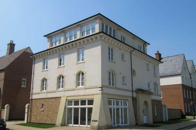 Thumbnail Flat for sale in Great Cranford Street, Poundbury, Dorchester