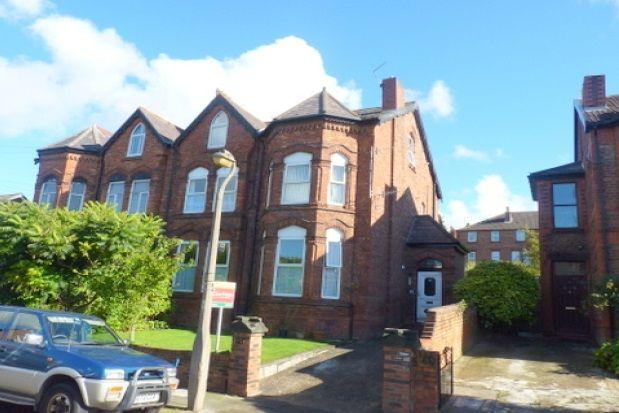 Thumbnail Flat to rent in Greenbank Road, Tranmere, Birkenhead