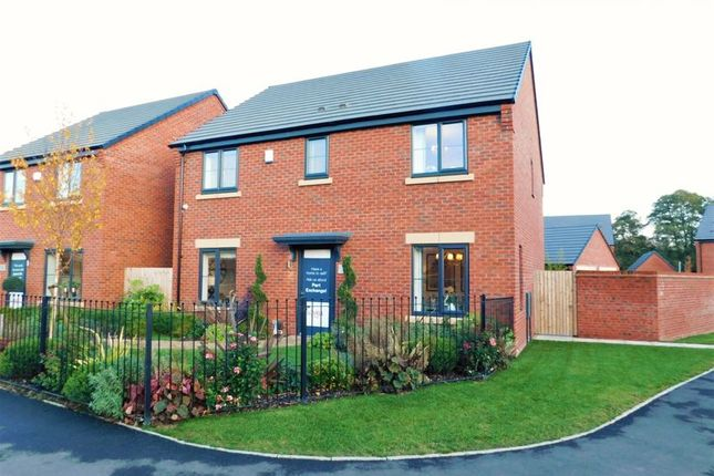 Thumbnail Detached house for sale in Barbican Grove, Kings Crest, Stafford
