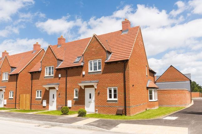 Thumbnail End terrace house for sale in Portway Mews, Portway, Wantage