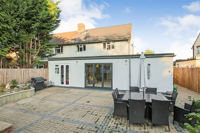 Thumbnail Semi-detached house for sale in Selbys, Lingfield, Surrey