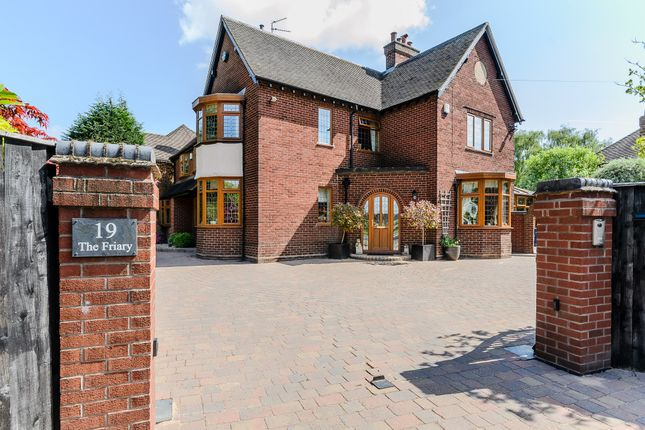 Thumbnail Detached house for sale in The Friary, Lichfield
