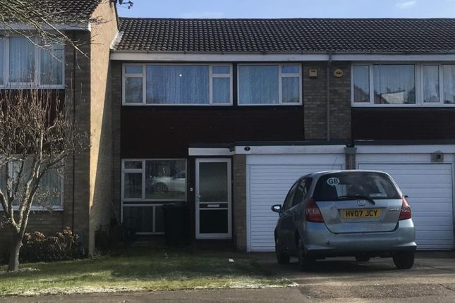 Thumbnail Terraced house to rent in Woodhall Farm, Hemel Hempstead